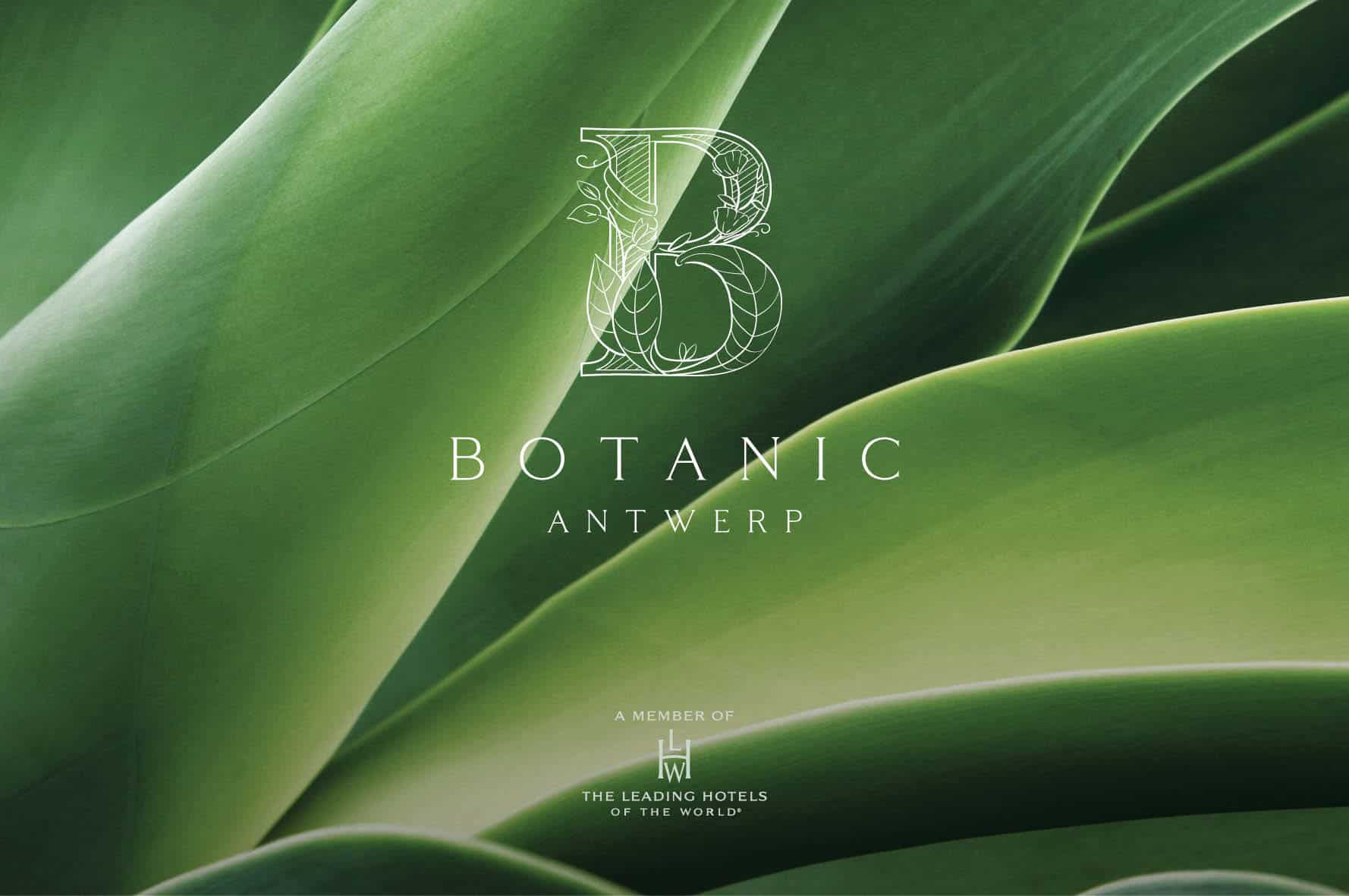 Botanic Antwerp - Header
