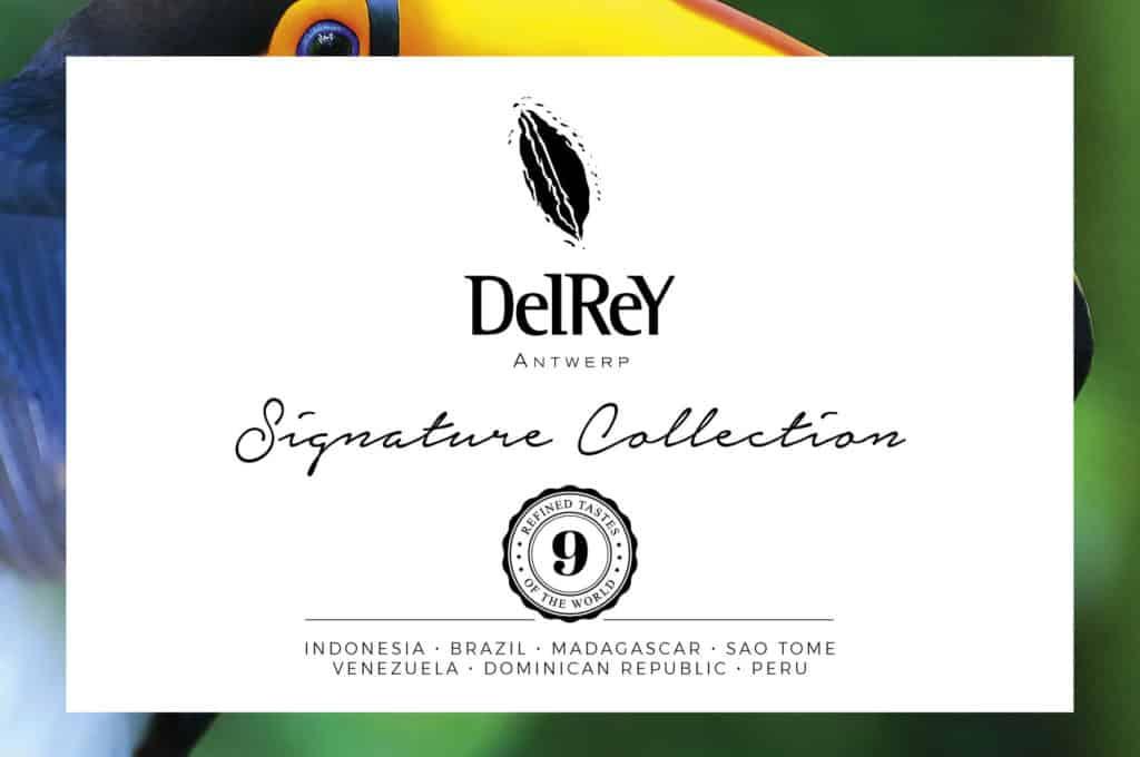 Graphic design DelRey Antwerp