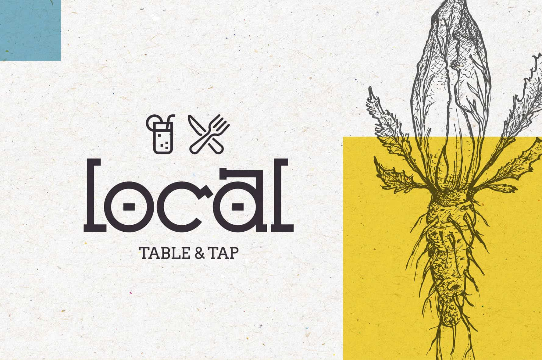 Local, Table & Tap restaurant marketing