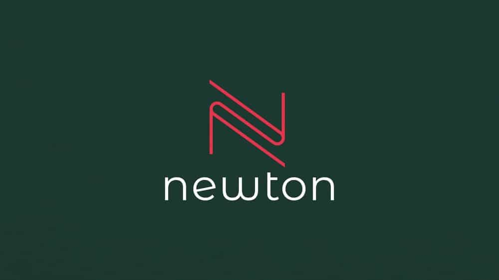 Visual identity Newton Law
