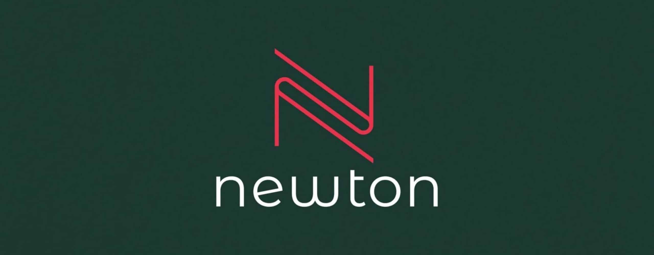 Visual identity Newton Law