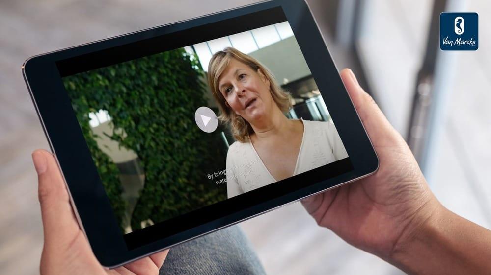 Testimonial video SAP