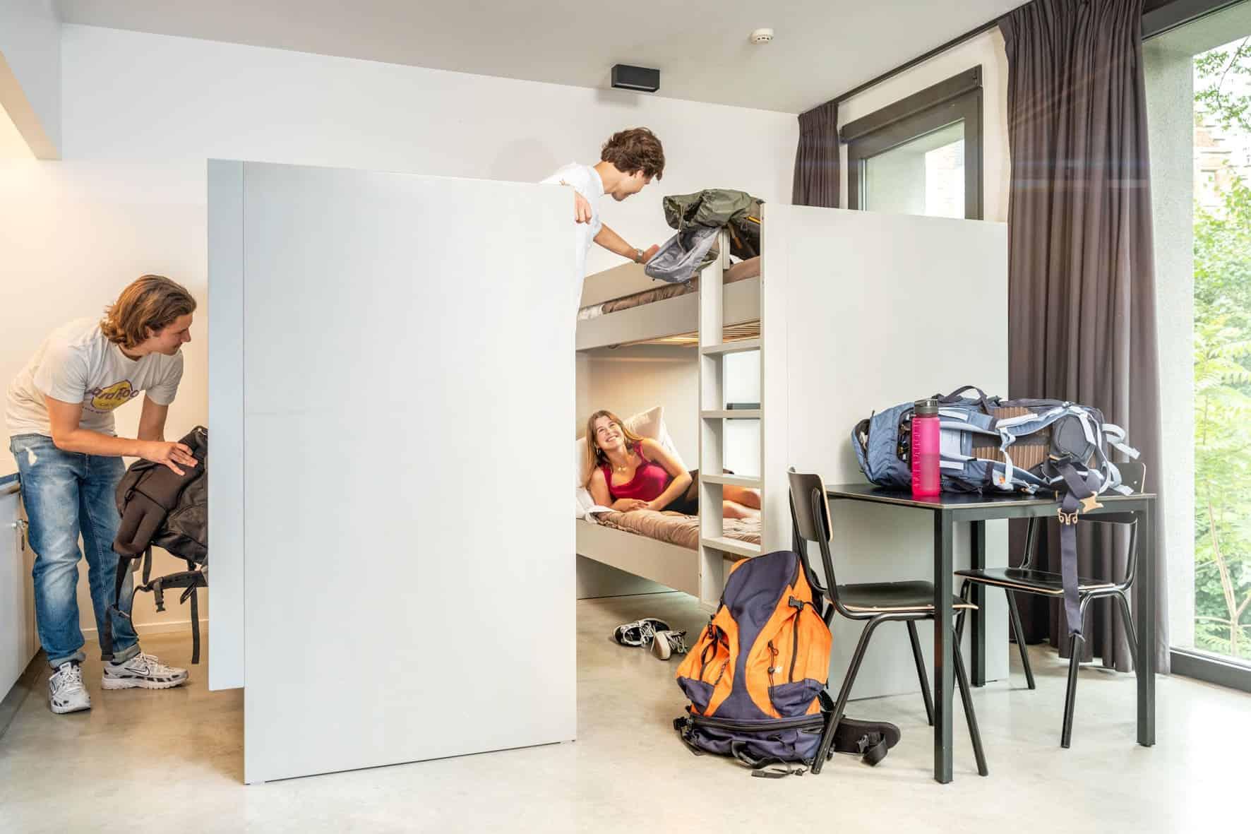 Photography room - Hi Hostels Flanders
